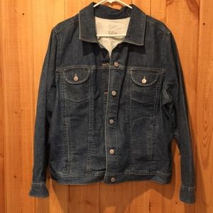 J.Jill women's denim jacket size XL